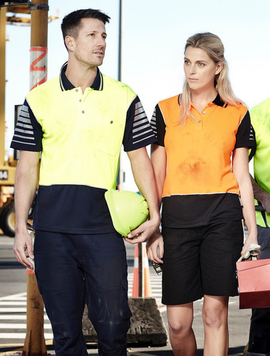 Day only Womens Zone S/S Polo