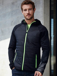 Mens Stealth Tech Hoodie Jacket