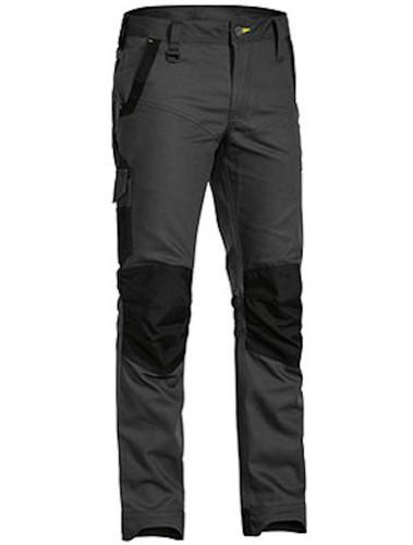 Bisley Flex & Move Charcoal Stretch Pant