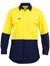 Hi Vis Yellow/Navy X Airflow™ Ripstop Shirt