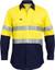 3M Taped Hi Vis Yellow/Navy X Airflow™ Ripstop Shirt