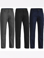 Ripstop Vented Work Pant