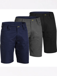 Ripstop Vented Work Short