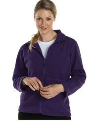 JB's Wear Ladies Polar Fleece Jacket