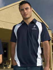 Dri Gear Mens Active Blitz Polo