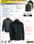Bisley Flex & Move™ Mechanical Stretch Long Sleeved Shirt Features