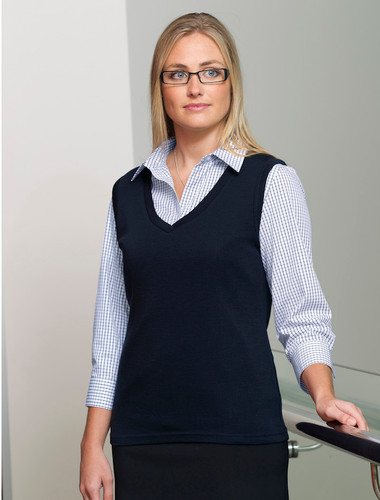 Ladies Merino Wool Vest by Gear for Life
