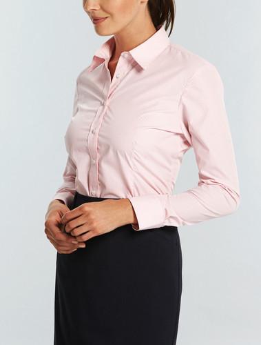 Gloweave Ladies Gingham Check L/S Shirt