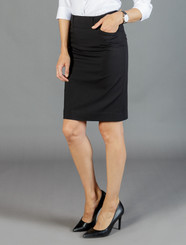 Gloweave Pencil Skirt
