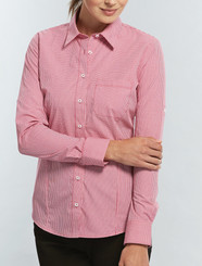 Gloweave Womens Gingham Check Shirt