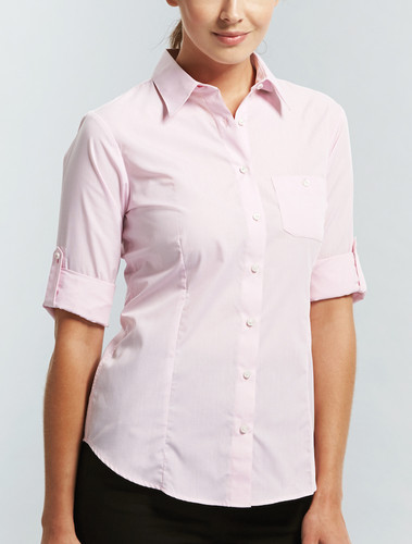 Gloweave Womens Puppy Tooth Check Shirt