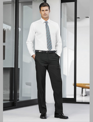 Mens Adjustable Waist Trouser