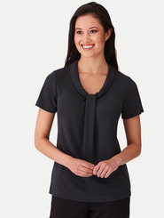 Pippa Short Sleeve Stretch Top