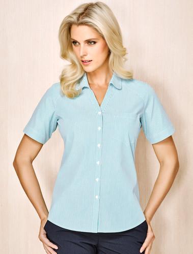 Advatex Lindsey Ladies Short Sleeve Shirt