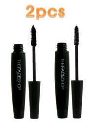 The Face Shop [1+1] PRESSIAN Freshian Big Mascara 2 picks Curling Volume + gift