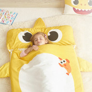 Pinkpong Integrated Nap Quilt Baby Shark Duvet+Mini Pillow+Carpet+Waterproof Bag