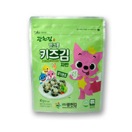 PINKFONG Kids Crispy Seaweed Korea Health Food Miyeok (40g 1.41 oz)