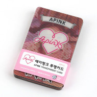 APINK Transparent Card (25pcs) Goodness Clear Photo Cards
