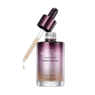 MISSHA Time Revolution [Renewal] Night Repair Probio Ampoule (50ml 1.69 oz) Whitening, Anti-Wrinkle