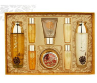 Yedan Yun Bit Prime Luxury Gold Woman Skin Care 4 set
