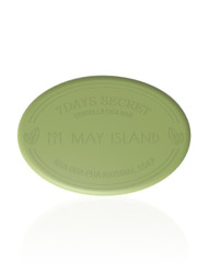 MAY ISLAND 7 Days Secret Centella Cica Pore Cleansing Bar (100g 3.52 oz) AHA, BHA, PHA