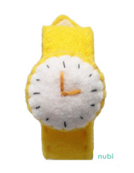 yellow toy watch