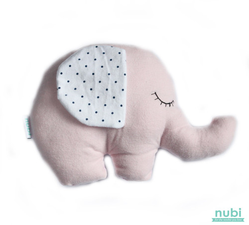 pink elephant softie