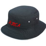 RHCA 6-8 Youth Bucket Hat - Navy