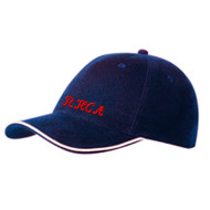 RHCA 6-8 Youth Baseball Hat - Navy