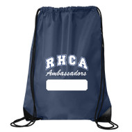 RHCA 9-12 Drawstring Bag - Navy