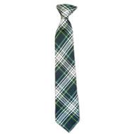 WMS Boys Pre Knotted Neck Tie - Plaid