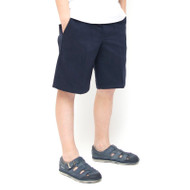 WMS Boys Polycotton Shorts - Navy