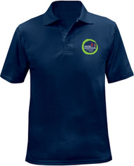 WMS Short Sleeve Polo Shirt - Navy