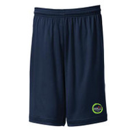 WMS Performance Gym Short - Navy