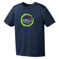 WMS Performance Short Sleeve T-Shirt - Navy