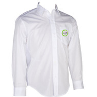 WMS Oxford Long Sleeve Shirt - White