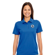 MCP Women's Short Sleeve Polo Shirt - Royal
