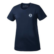MCP Women's Short Sleeve Pro Team Polyester Jersey Tee - Navy