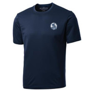 MCP Youth Short Sleeve Pro Team Polyester Jersey Tee - Navy