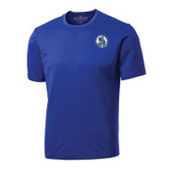 MCP Youth Short Sleeve Pro Team Polyester Jersey Tee - Royal