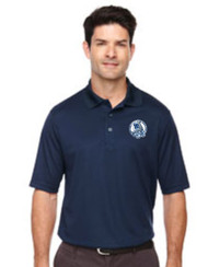 MCP Men's Short Sleeve Polo Shirt - Navy