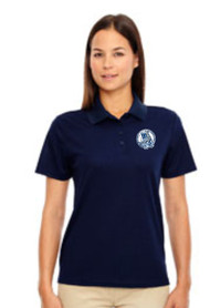 MCP Women's Short Sleeve Polo Shirt - Navy