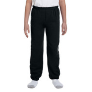 MCP Gildan Youth Heavy Blend 50/50 Sweatpants - Black