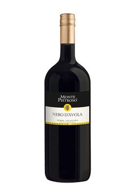 Monte Pietroso Nero d'Avola Sicilia (1.5 Litre)