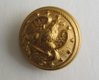 Beautiful Civil War Navy Button