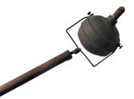 Rare Civil War era Parade Torch (SOLD)