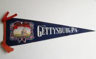 Early Gettysburg Souvenir Pennant (SOLD)