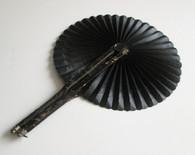 Civil War Mourning Fan