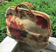 Civil War Carpetbag from a Museum (SOLD)