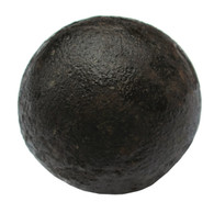 Large Canister ball from Port Gibson Battlefield
